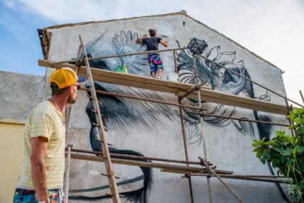 Boombarstick Graffiti Festival
