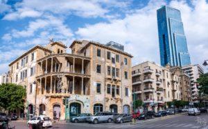 Beyrouth par Alchy