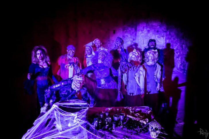 Les Affreux - Halloween